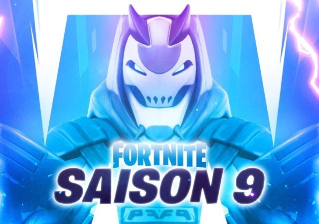 fortnite saison 9