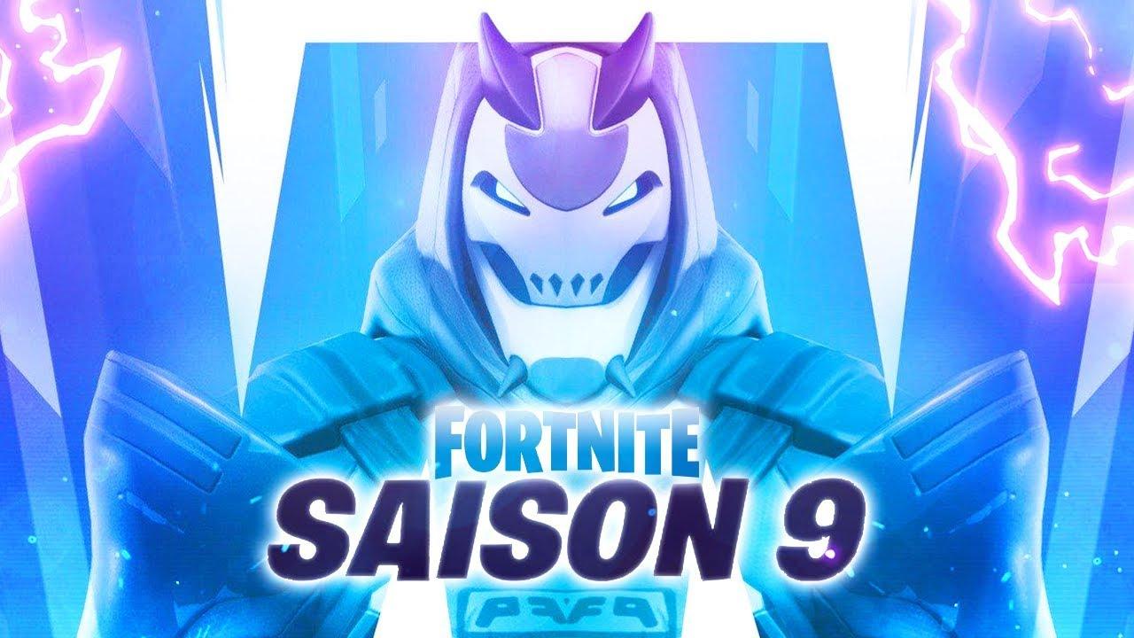 fortnite saison 9