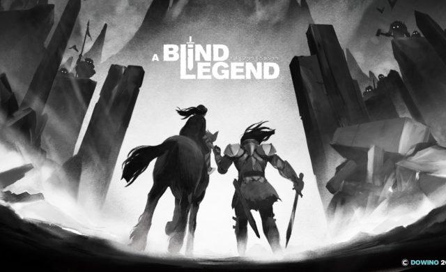 Sélection jeux mobiles blind legend