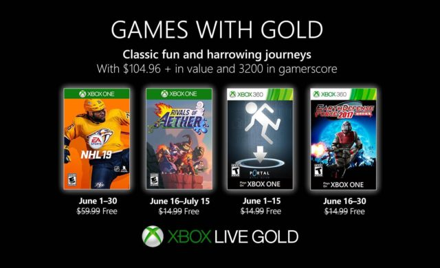 games with gold juin 2019
