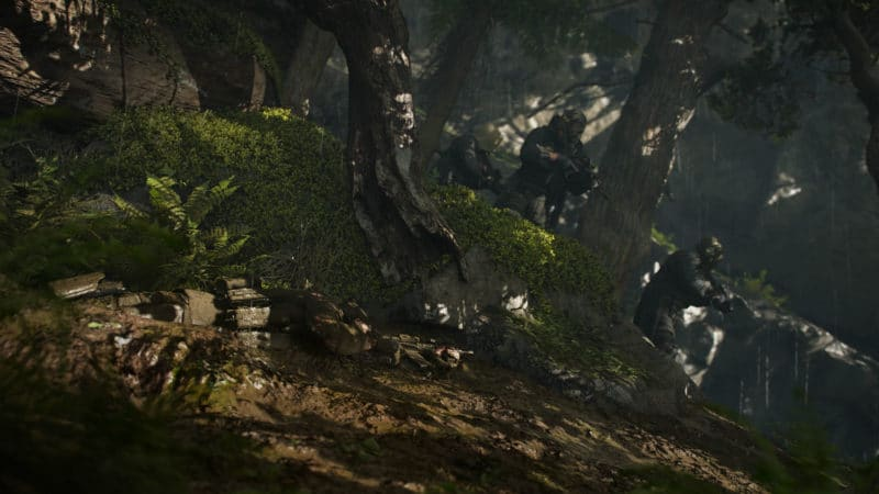 ghost recon breakpoint boue camouflage