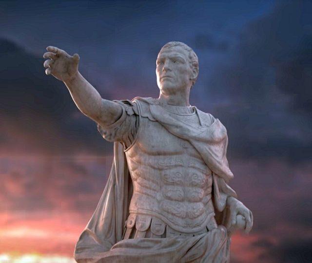 imperator: rome statue