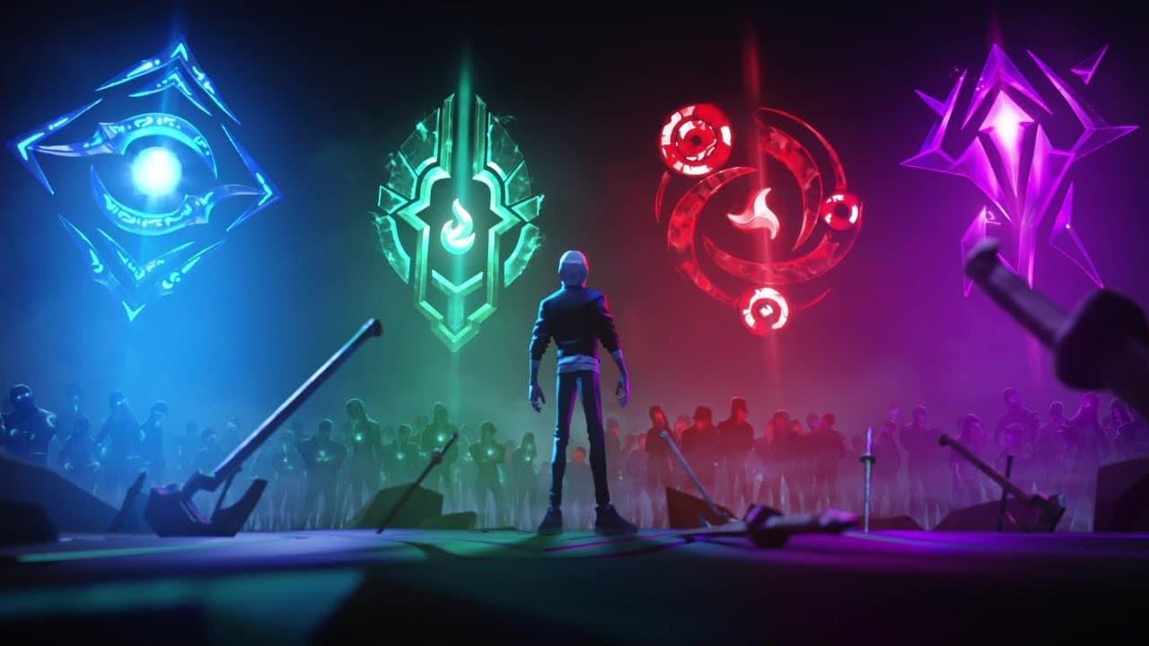 League of legends épreuves symboles clans