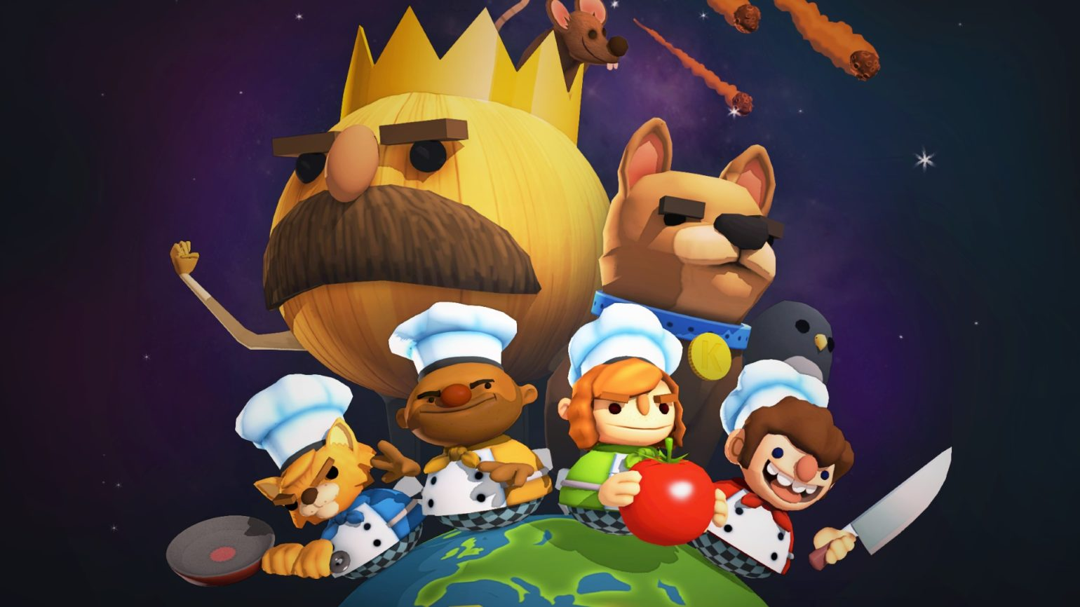 PlayStation Plus Overcooked!