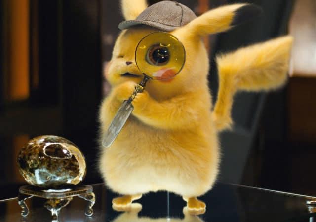 Détective Pikachu premier retour