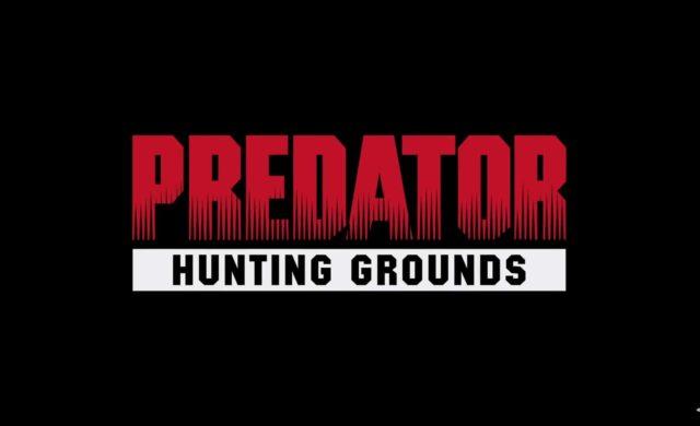 predator: hunting grounds logo