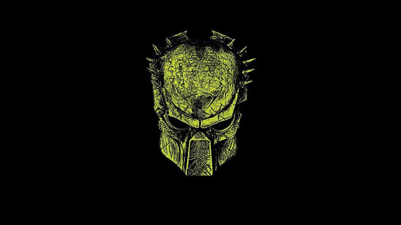 predator: hunting grounds masque vert