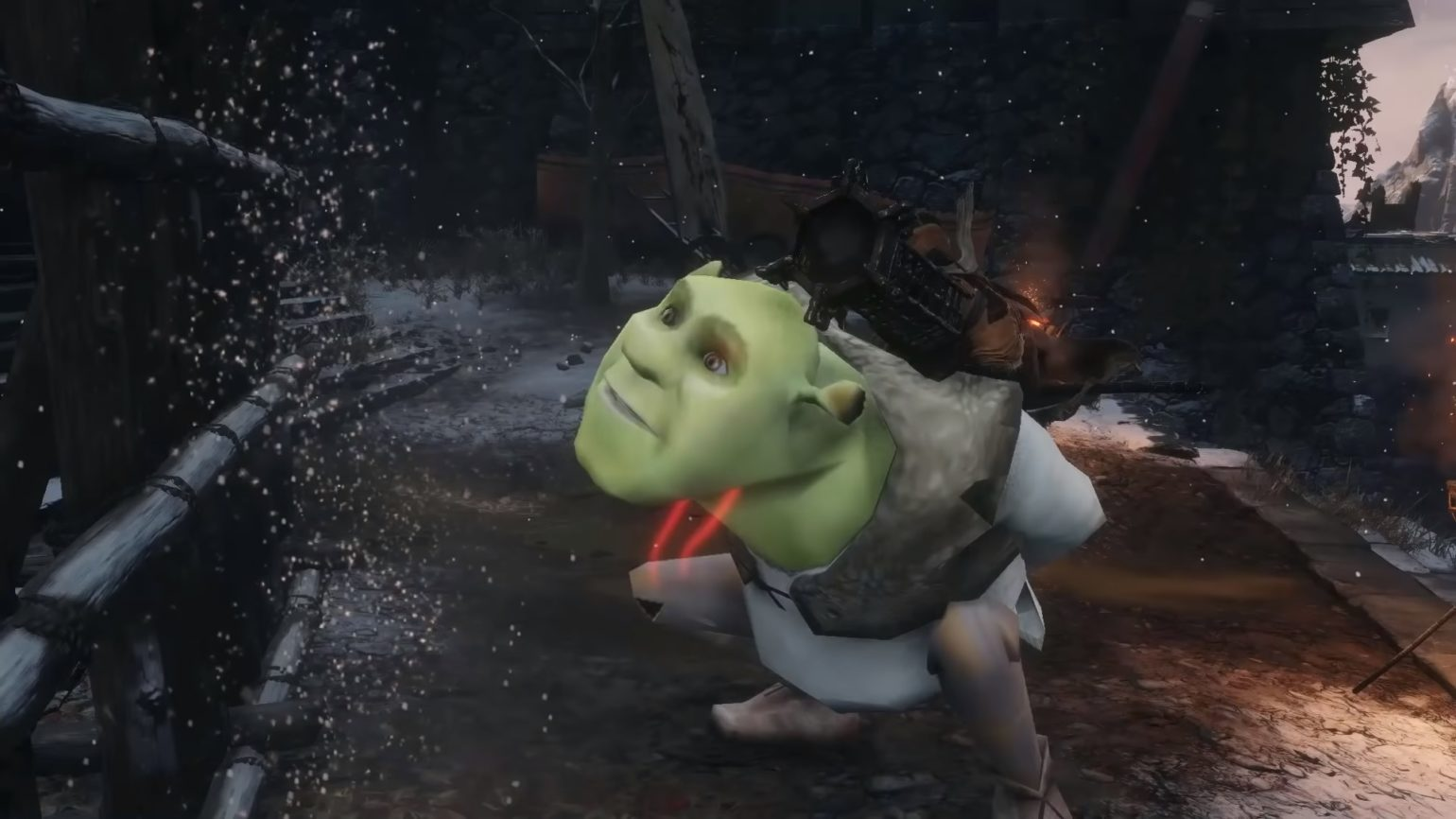 sekiro: shadows die twice shrek