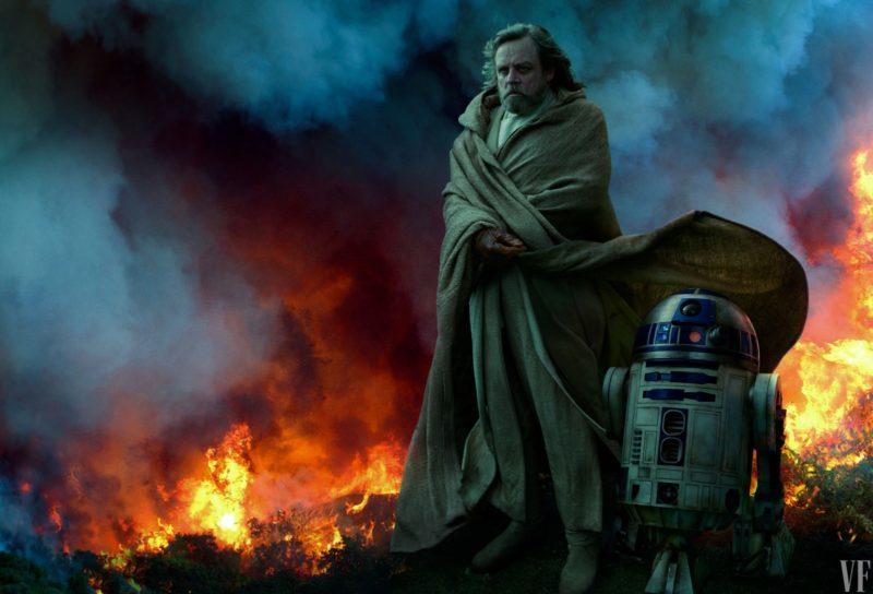 Star Wars 9 Luke Skywalker