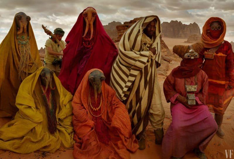 Star Wars 9 autochtones