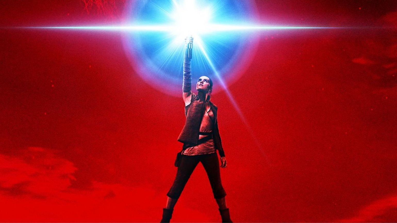 star wars rey poster