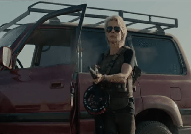 Terminator: Dark Fate Sarah Connor