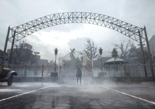 The Sinking City Porte