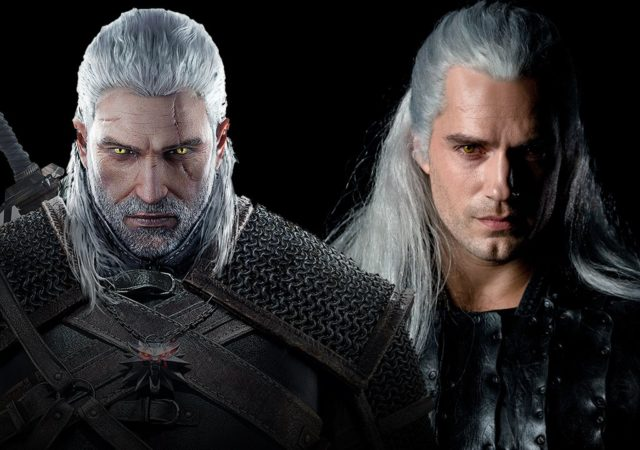 The Witcher acteur