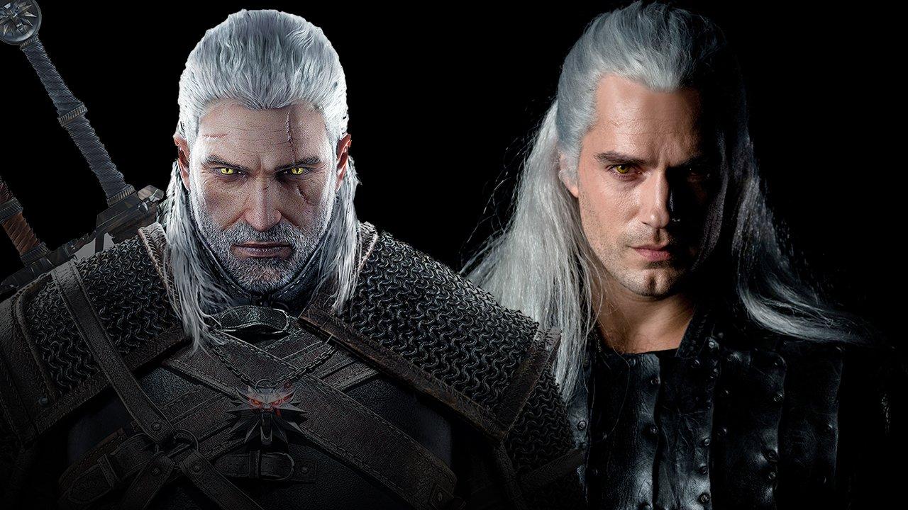 The Witcher acteur
