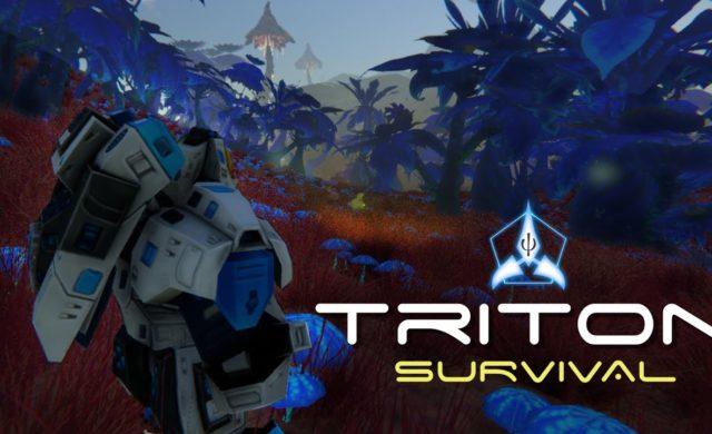 Triton survival ecran titre