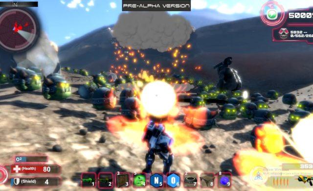 Triton Survival combats