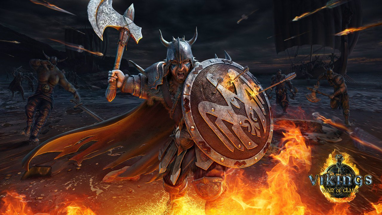 Image principale Vikings: War of Clans