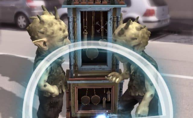 Harry Potter : Wizards Unite Gameplay