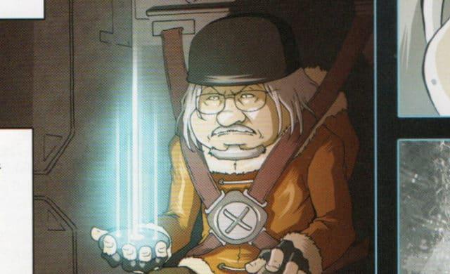 Albator Reiji Leiji Matsumoto