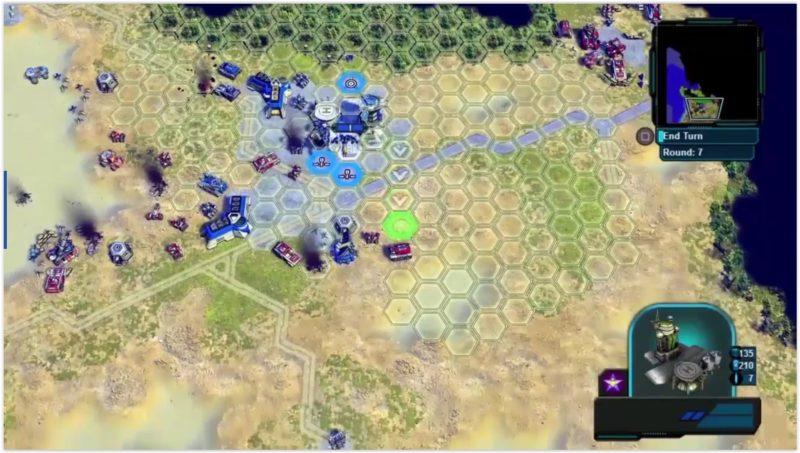 Battle World: Kronos - Bataille et chateau de sable