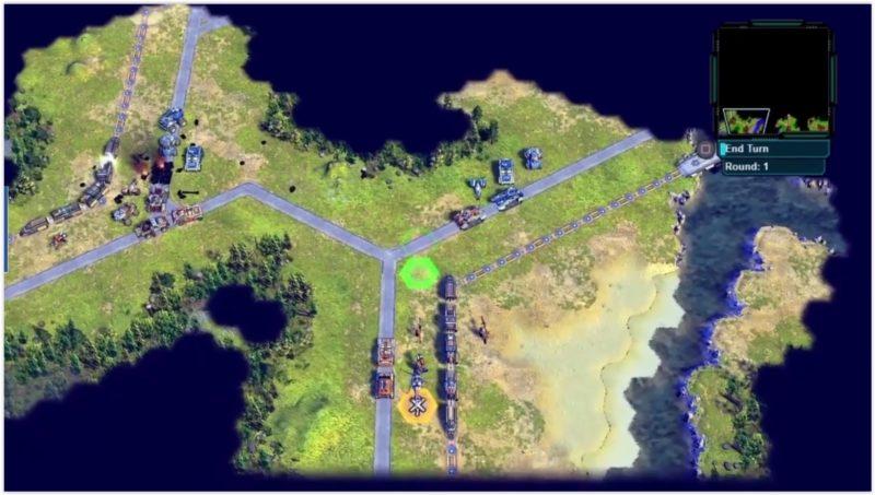 Battle World: Kronos - Bataille pastorale