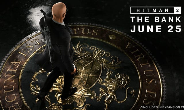 The Bank : Hitman 2