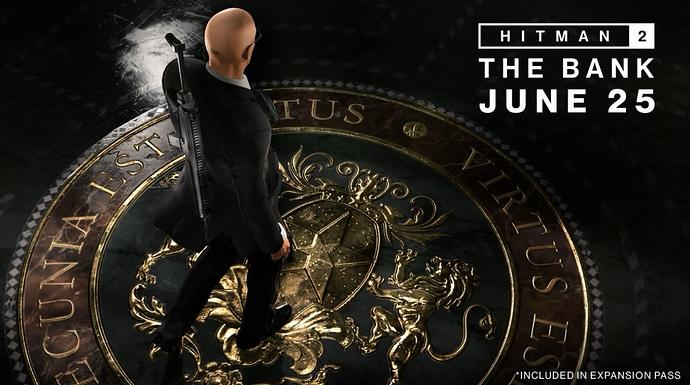 The Bank : Hitman 2
