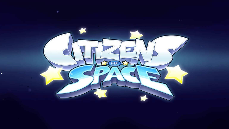 Citizen of Space - Logo