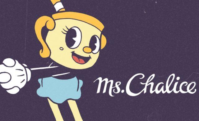 Ms Chalice Cuphead nouveau personnage