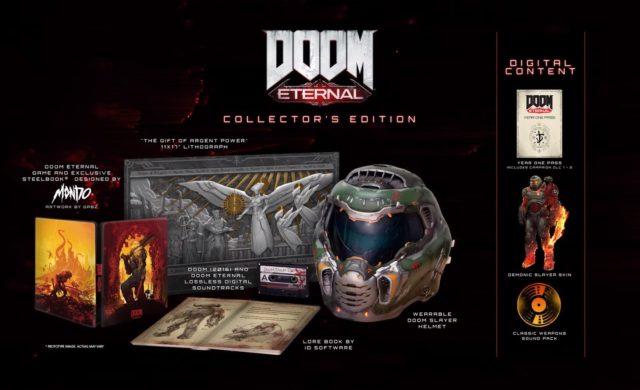 DOOM Eternal collector