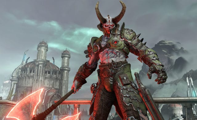 Doom Eternal Slayer