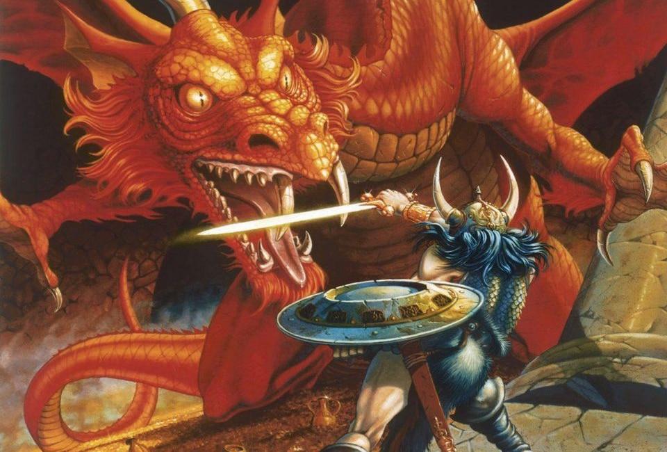Donjons et Dragons couverture livre