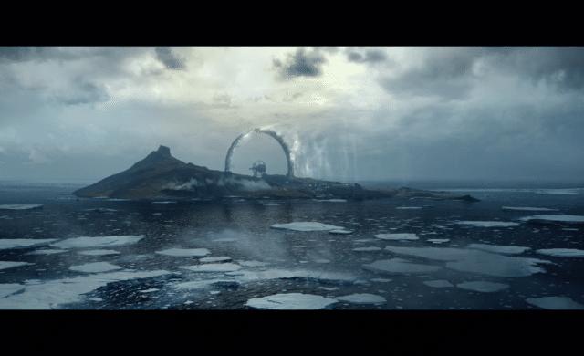 Deathloop île