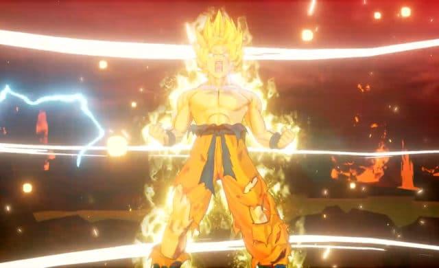 Dragon Ball Kakarot super guerrier