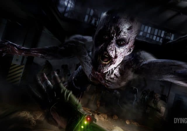 Dying Light 2 zombie