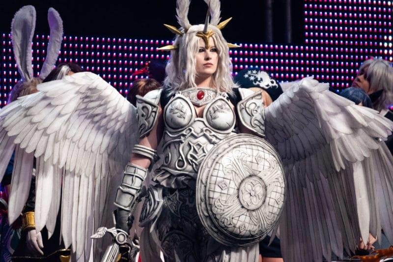 Cosplay Fan Festival Final Fantasy XIV