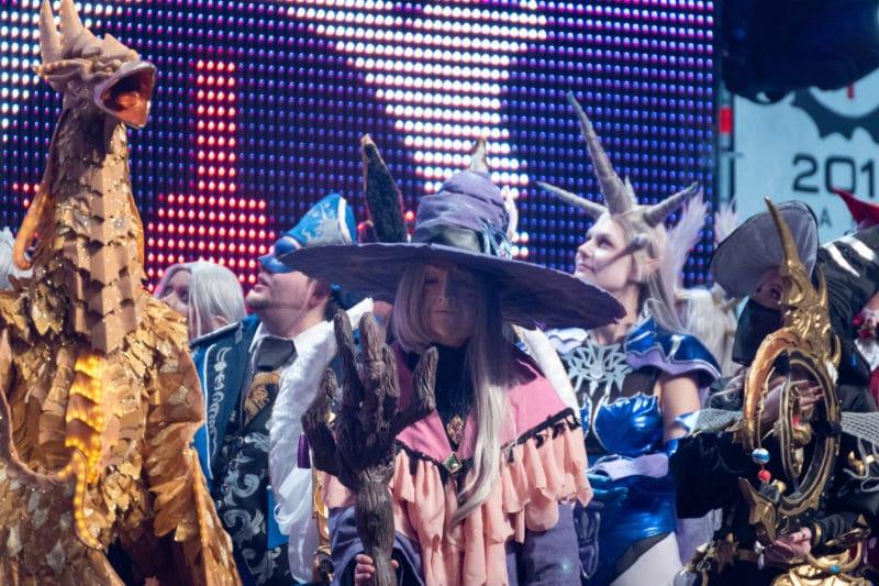 Cosplay Matoya Fan Festival Final Fantasy XIV