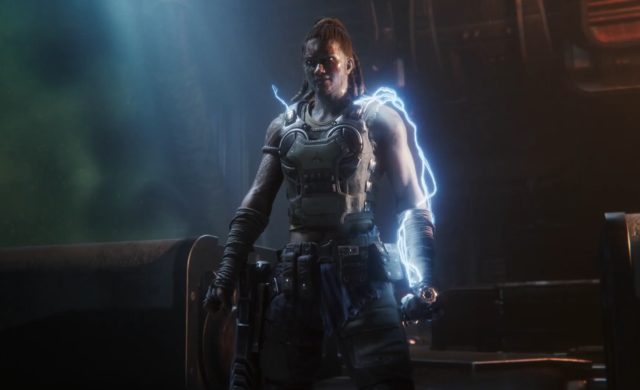 Gears 5 couteau