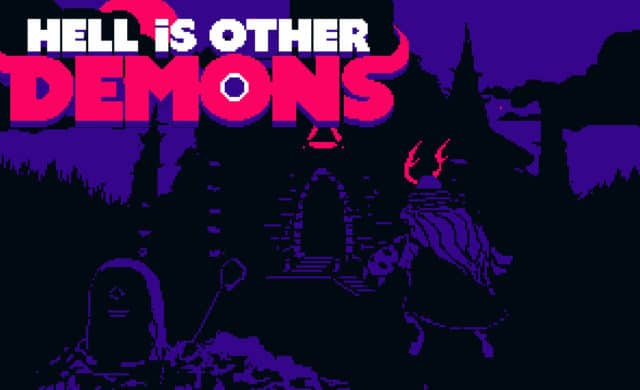 Hell Is Other Demons titre chateau