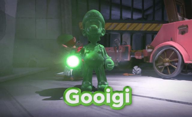 Luigi's Mansion 3 - Gluigi