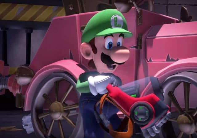 Preview du jeu Luigi's Mansion 3