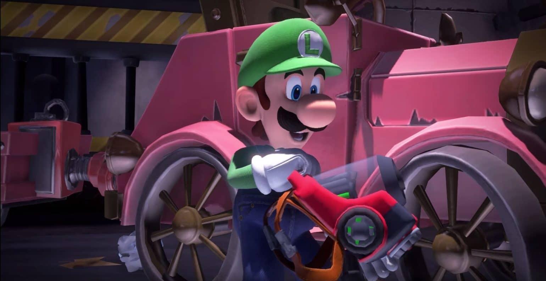 Preview du jeu Luigi's Mansion 3