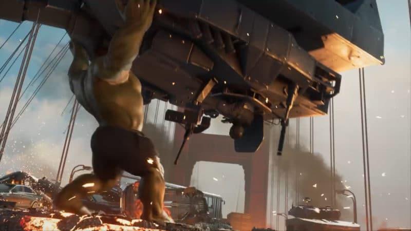 Marvel's Avengers Hulk Smash