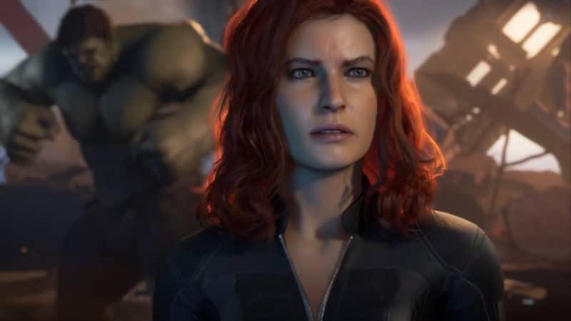 Marvel's Avengers natasha