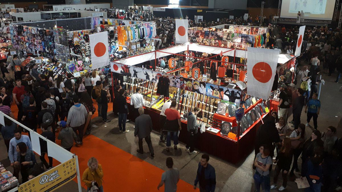Convention Metz'torii en 2019