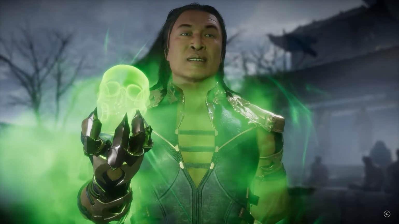 Mortal Kombat 11 - Shang Tsung