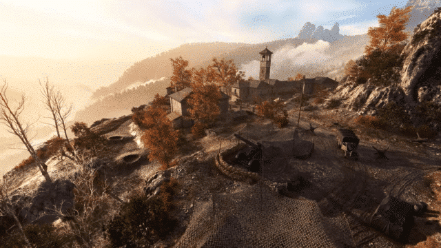 Battlefield V carte New Marita