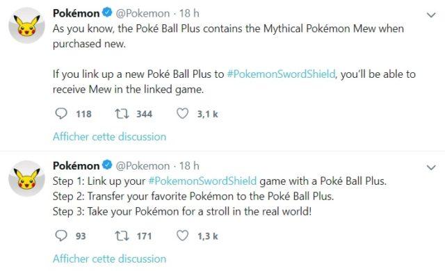 Pokémon Épée/Bouclier - Mot clé