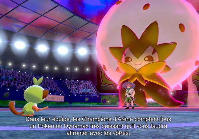 Pokémon Épée et Bouclier - Dynamax